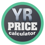 Demo of YRPrice Calculator Membership